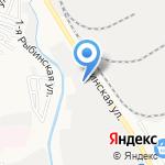 Стальмонтажстрой на карте Астрахани