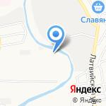 АстраханьЖилСервис на карте Астрахани