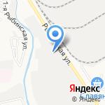 ПепсиКо Холдингс на карте Астрахани