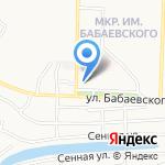 Стоматологический кабинет на карте Астрахани