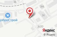Схема проезда до компании Термоклуб в Астрахани