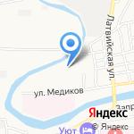 Альянс Групп на карте Астрахани