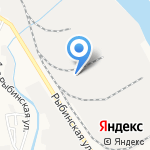 Керамзит на карте Астрахани