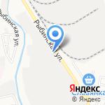 ENERGY на карте Астрахани