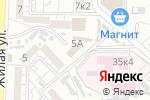 Схема проезда до компании Стрижка в Астрахани