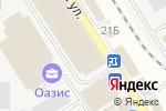 Схема проезда до компании Астра Дизайн в Астрахани