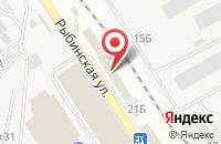 Схема проезда до компании Студия паркета в Астрахани
