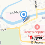 SULTAN Чайхана на карте Астрахани