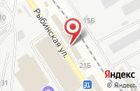 Схема проезда до компании Диамант стекло в Астрахани