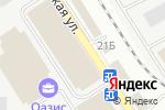 Схема проезда до компании Эра света в Астрахани