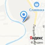 Автодоктор на карте Астрахани