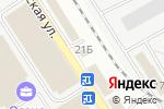 Схема проезда до компании АльтаПрофиль в Астрахани