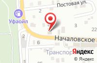 Схема проезда до компании Престиж в Астрахани