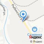 Интернет-магазин лакокрасочной продукции на карте Астрахани