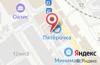 Схема проезда до компании Строительные материалы в Астрахани
