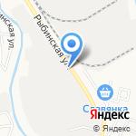 Европол на карте Астрахани