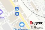 Схема проезда до компании Мастер Декор-А в Астрахани