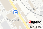 Схема проезда до компании Сантехмастер в Астрахани