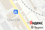 Схема проезда до компании Фреон в Астрахани