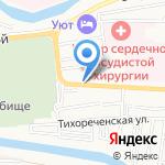 Технология Отопления на карте Астрахани