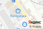 Схема проезда до компании Европол в Астрахани