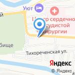 Мой авто на карте Астрахани