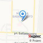 Киоск по продаже меда на карте Астрахани
