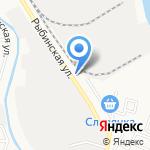Магазин по продаже кровли и крепежа на карте Астрахани