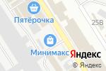 Схема проезда до компании Элеком в Астрахани
