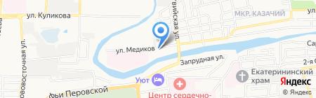 4 вкуса на карте Астрахани