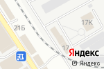 Схема проезда до компании Строитель Астрахани в Астрахани