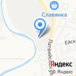 Бест-Строй на карте Астрахани