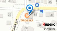 Компания Березка на карте