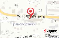 Схема проезда до компании СтройКомплект плюс в Астрахани