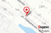 Схема проезда до компании Лотос СБ в Астрахани