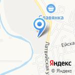 Астра-Профиль на карте Астрахани