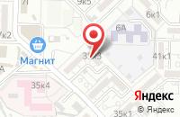 Схема проезда до компании УГОЛ в Астрахани