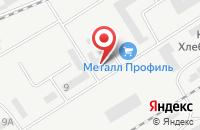 Схема проезда до компании Ессентуки-Аква в Астрахани