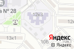 Схема проезда до компании Радость в Астрахани