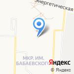 Loriblu на карте Астрахани