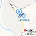 Двери для Вашего дома на карте Астрахани