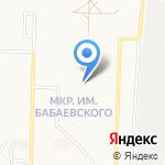 Радость на карте Астрахани