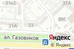 Схема проезда до компании Нотариус Калмыкова В.Г. в Астрахани
