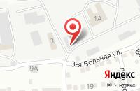 Схема проезда до компании Проект-Вторсырье в Астрахани