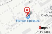 Схема проезда до компании Гекса-Юг в Астрахани