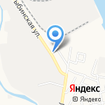 БАТАРЕЯ на карте Астрахани