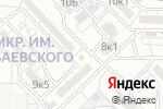 Схема проезда до компании Дашенька в Астрахани