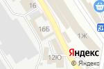 Схема проезда до компании Всё Для Бань и Саун в Астрахани