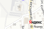 Схема проезда до компании АвтоЮг в Астрахани