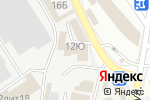 Схема проезда до компании На Славянской в Астрахани